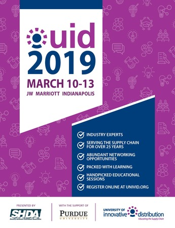SHDA UID 2019