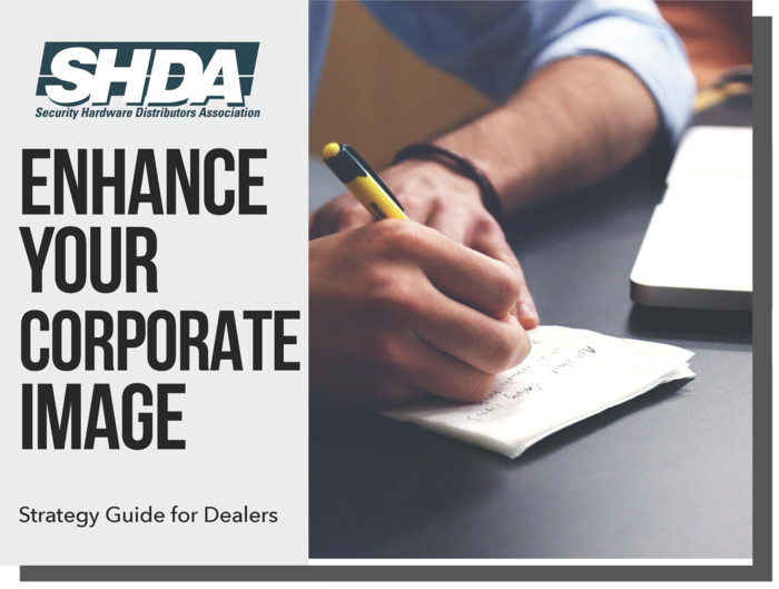 Enhance Your Corporate Image Cover